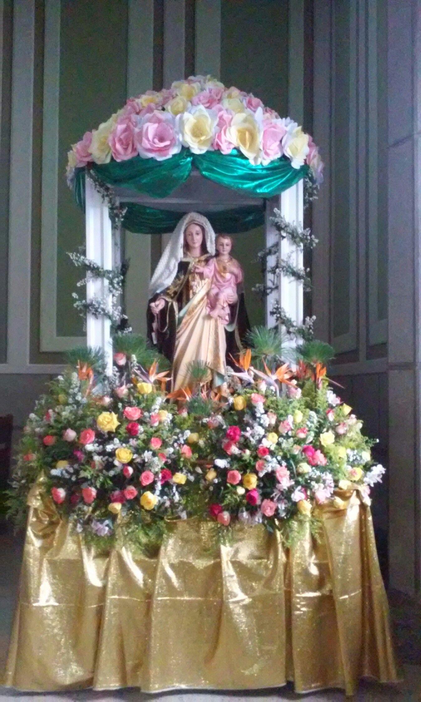 Decoracion De Altares Para La Virgen Guadalupe Pin Year Of