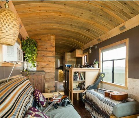 where to park a tiny house. There\u0027s Something Extra Special About This Tiny House: It\u0027s Actually A Working School Bus! Where To Park House