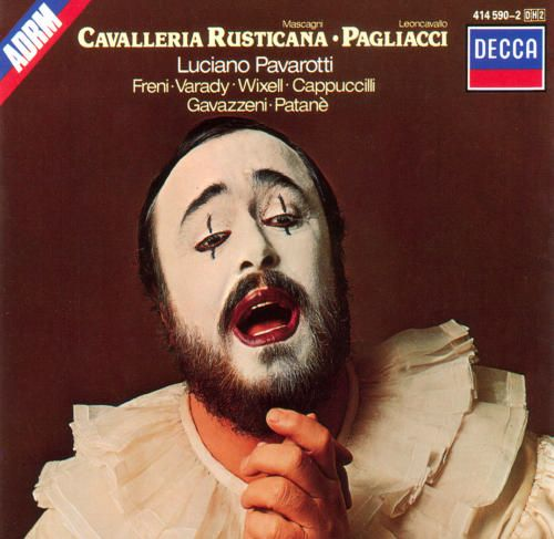 Pagliacci Cantantes De Opera La Mejor Musica Clasica ópera