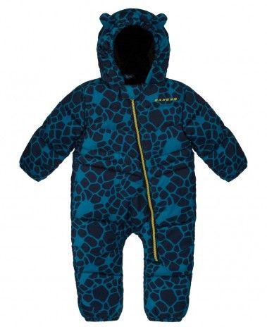 f025e9de1717 Dare 2b Snuggler Baby Snowsuit - Navy Blue
