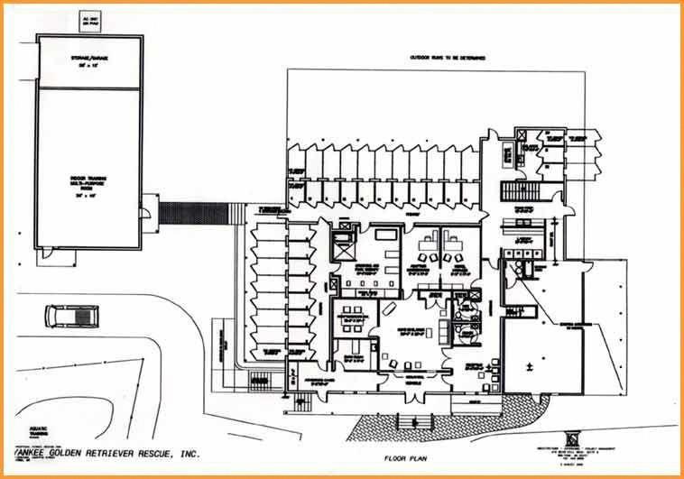 Dog boarding blueprints kennel plans interior design software    home also rh pinterest