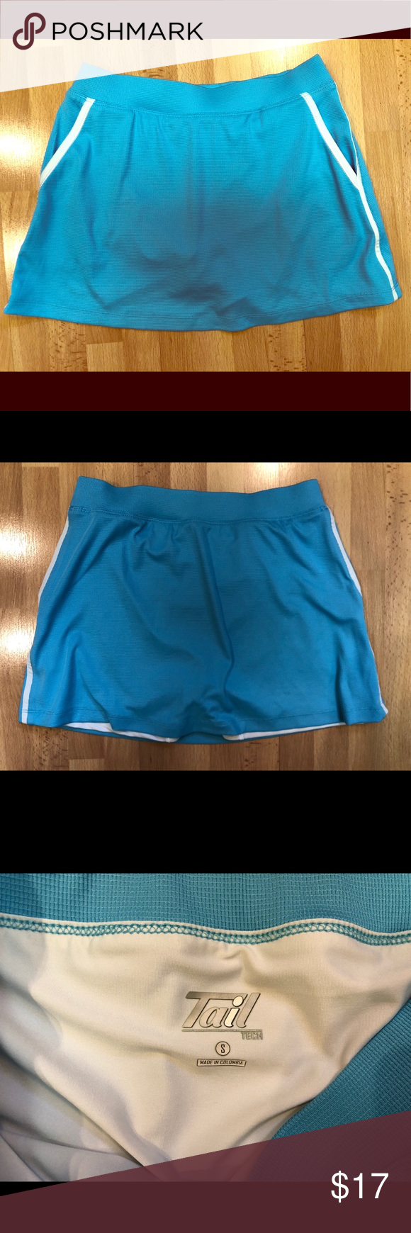 Tail Athletic Skort EUC Get this cool Skort for workouts or to just kick arounaroun