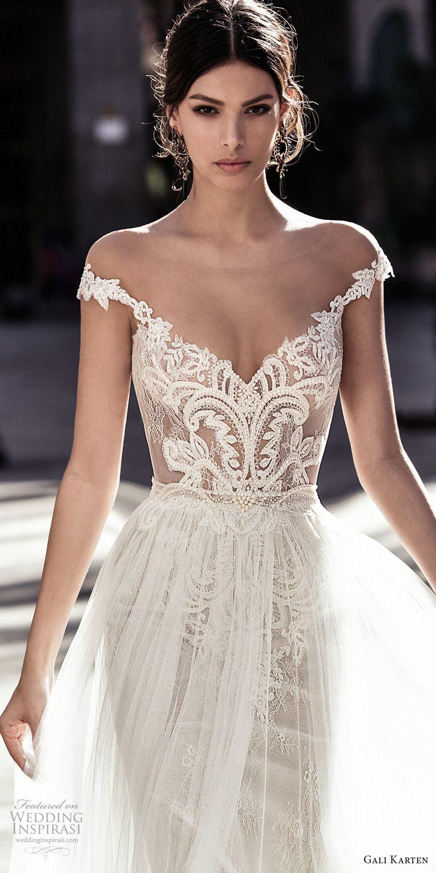 "Gali Karten 2017 Wedding Dresses — ""Barcelona"" Bridal Collection ..."