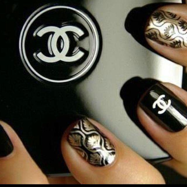 Chanel.   Maquillaje y manicura   Pinterest   Manicuras, Maquillaje ...