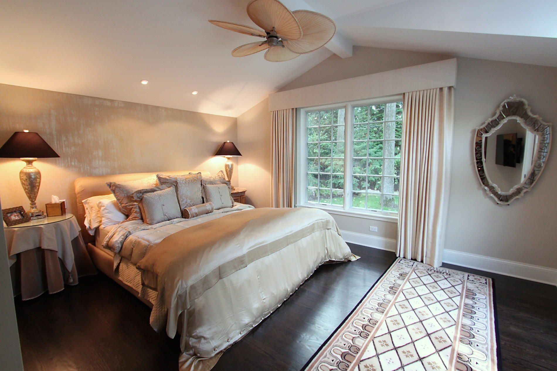 28 Master Bedrooms With Hardwood Floors Master Bedroom Design