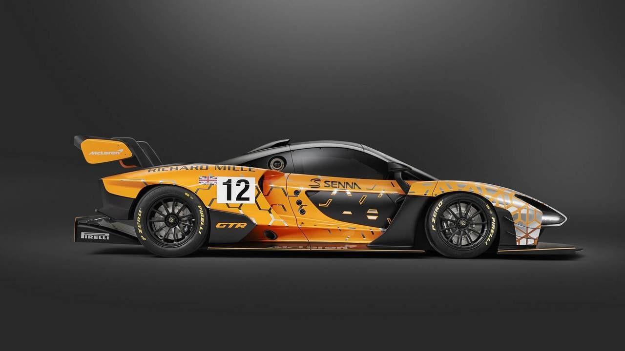 picture McLaren Senna Polarises The World With Controversial Hypercar Design