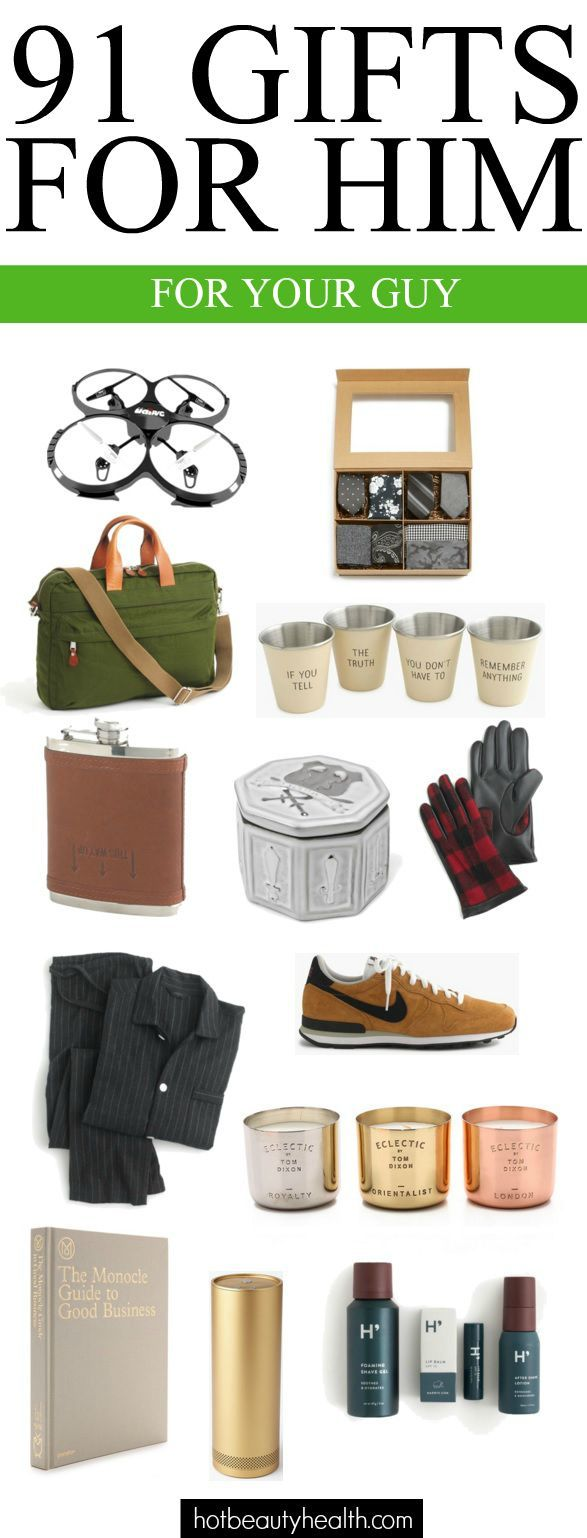 74ca968b886a4 100+ Gift Ideas for The Guy(s) in Your Life