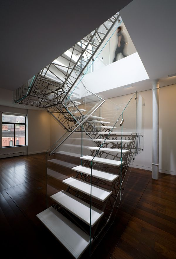 Stairway Centerpiece The Jaw Dropping Feature Stairs Of Caliper Studio Are  Taking The Form To