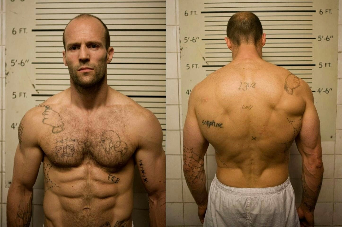Jason Statham Jason Statham Body Jason Statham Jason Statham Tattoos