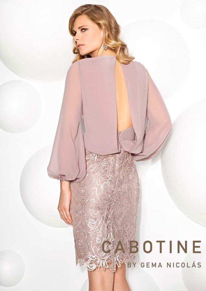 Colección Vestidos de Fiesta Cabotine 2015 - Entrenovias   Pinterest ...