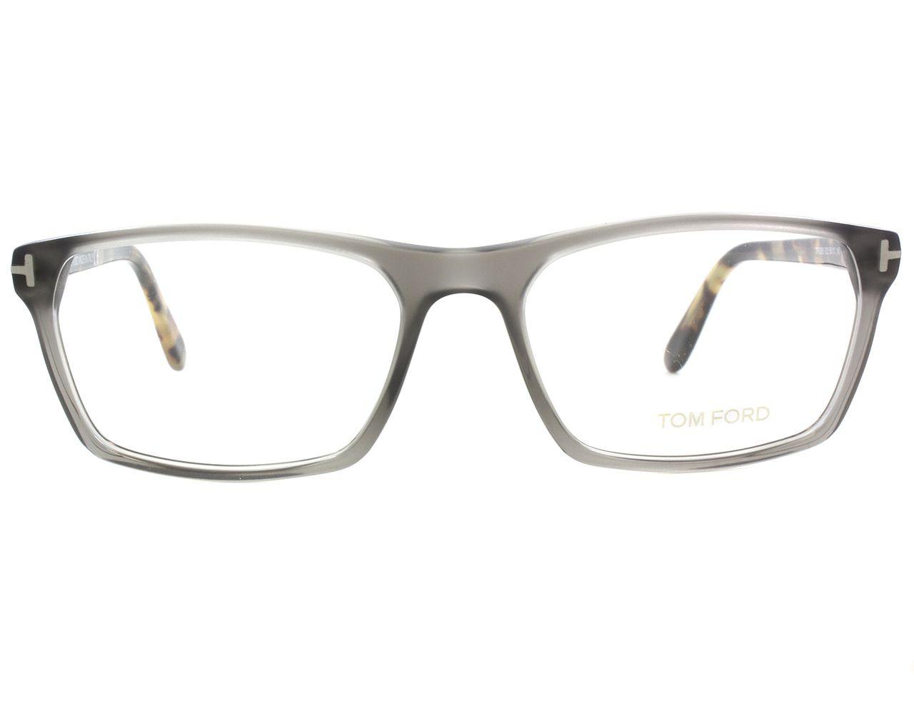 Tom Ford 5228 Eyeglasses Shiny Havana New vwcH6II