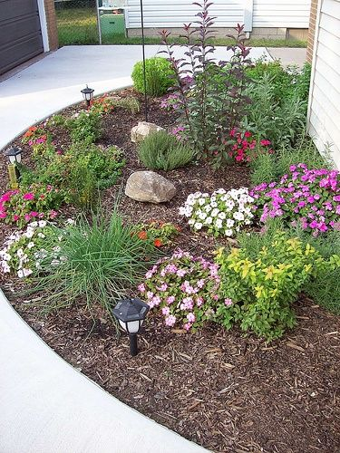 Diy landscaping on a budget great backyard landscaping - Diy front yard landscaping ideas on a budget ...