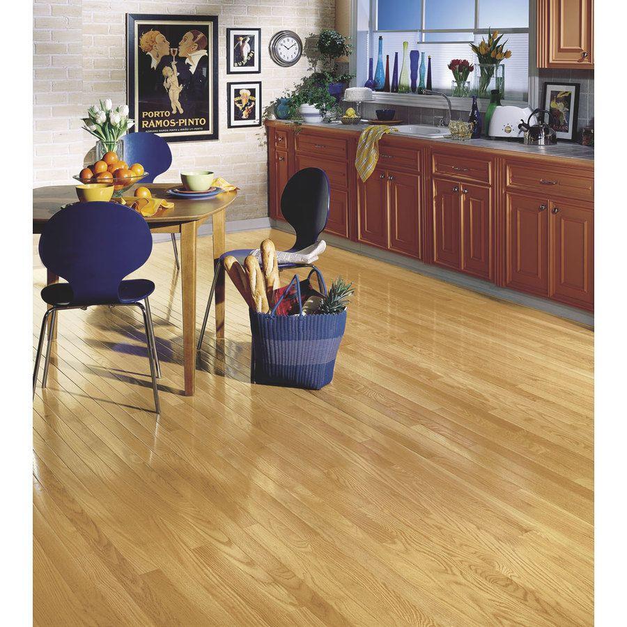 Shop Bruce America's Best Choice 2.25in W Prefinished Oak