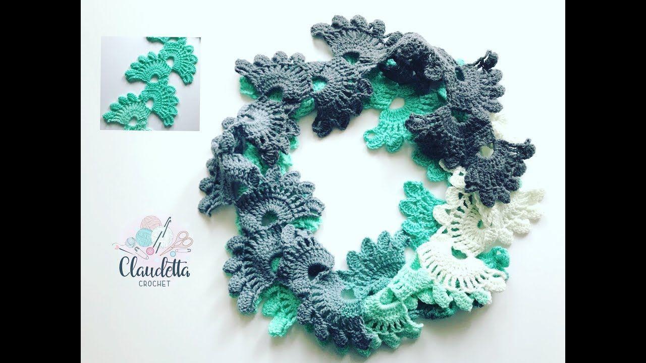 Virus Blumen Schal Häkeln Brautschal Häkeln Anfänger Anleitungen