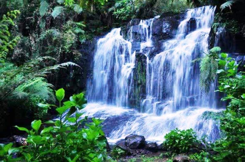 26 gambar air terjun tercantik dan terindah di dunia foto