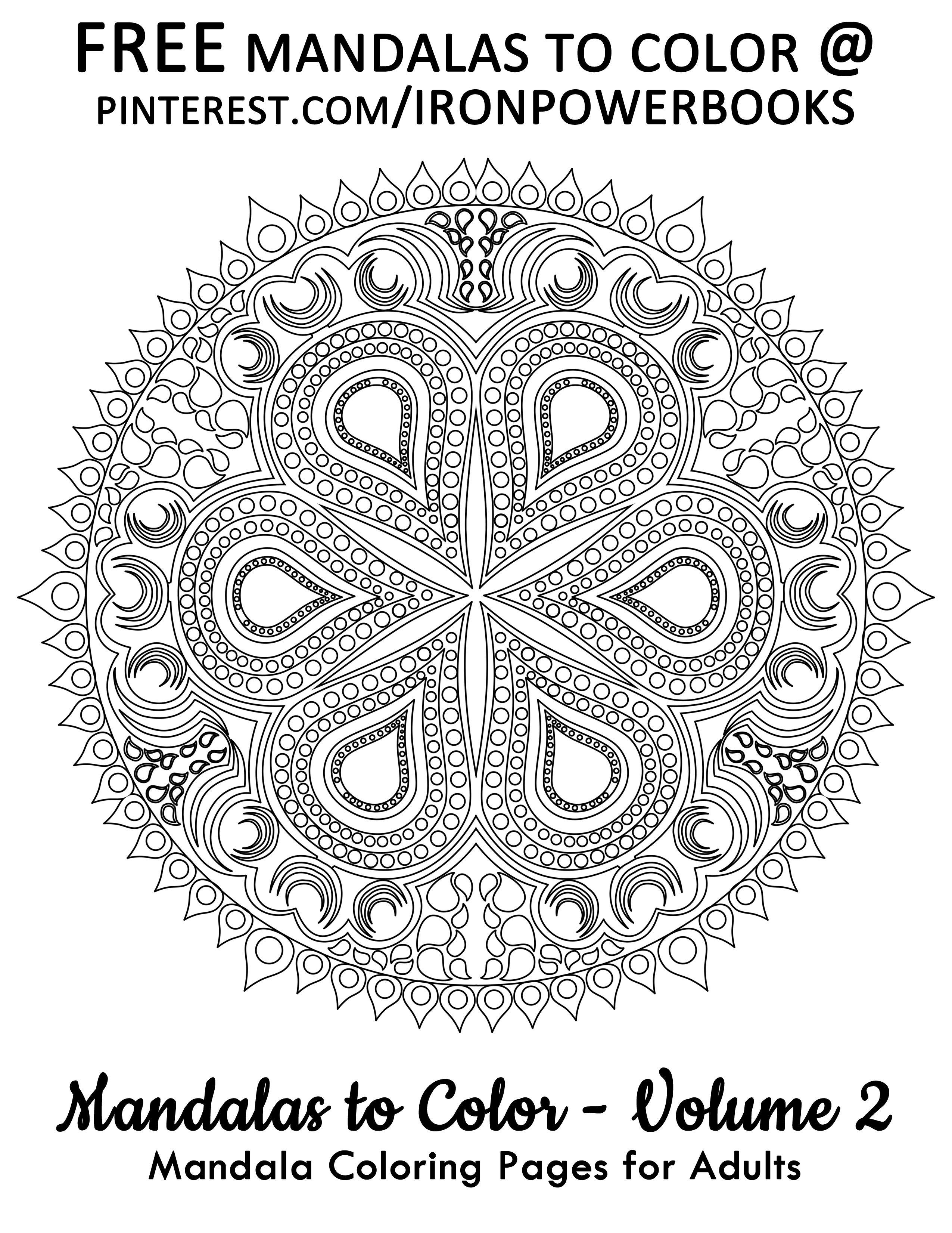 Pin by Marsha Maramba on coloring pages Pinterest Mandala