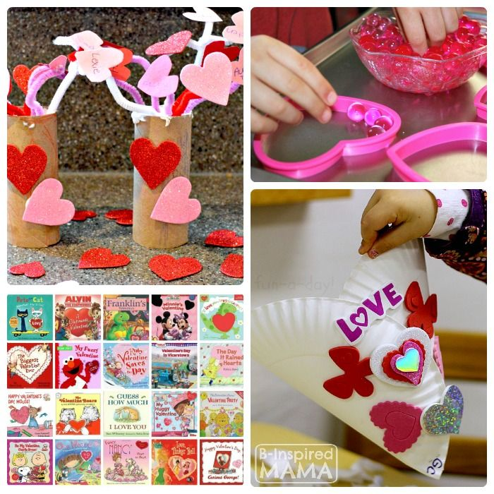 Creative Kids Valentine Party Ideas Children S Holidays And Crafts