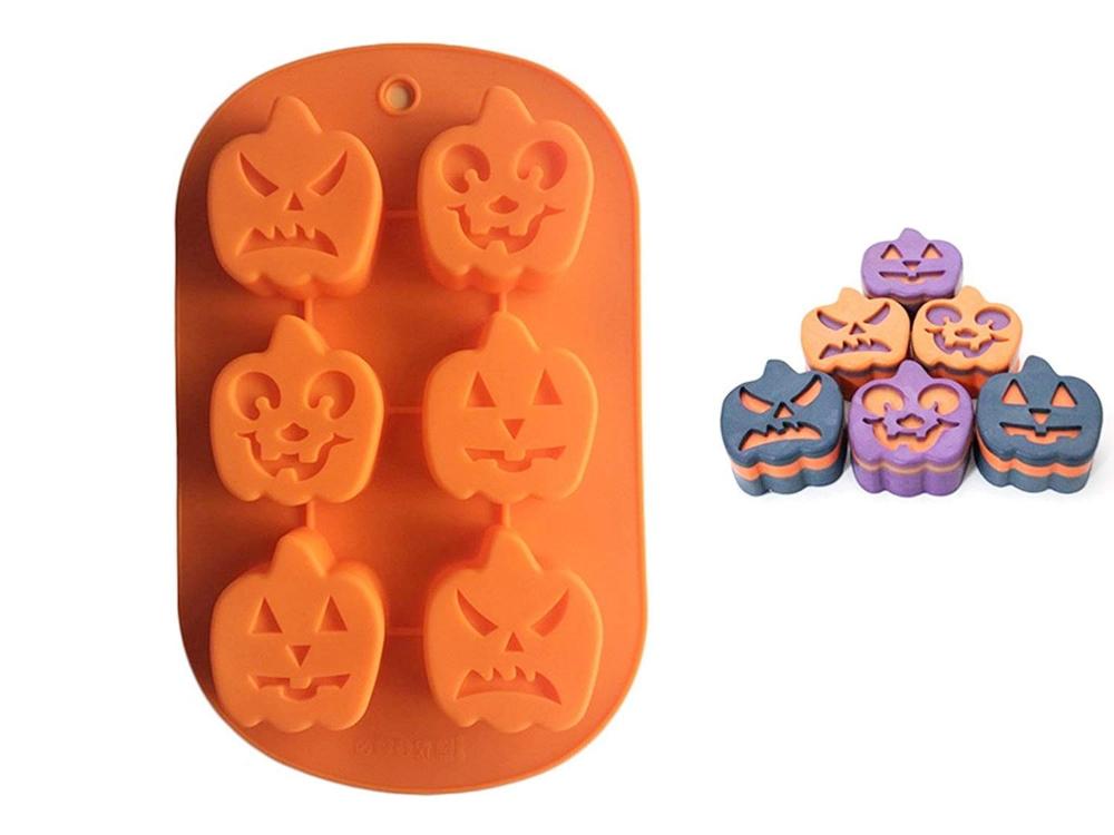 Forma silikonowa HALLOWEEN DYNIA Halloween, Dynia, Radość