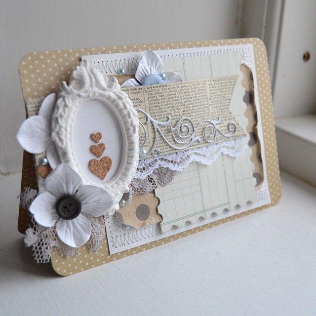 Krea-søndag #blomsterbox #card #crafting #scrapbooking #cardmaking #sunday #beckyhiggins #MFTstamps #dienamics