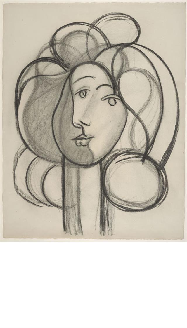 Retrato de Françoise, 1947