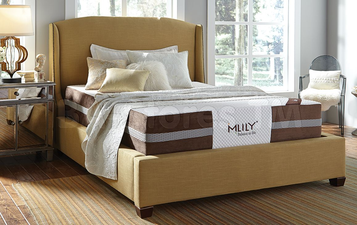 Fusion Mattress by Mlily Mattress furniture, Atlantic