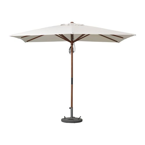 ikea l ngholmen l k umbrella with base the fabric gives excellent protection against the. Black Bedroom Furniture Sets. Home Design Ideas