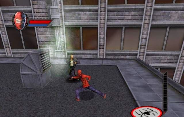 Spider Man The Movie 2002 PC Games Gameplay