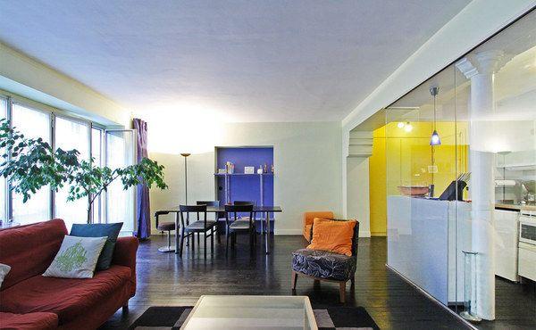 Location appartement 2 pièces 60 m² Paris 4e - 2 250 u20ac 75004 Paris