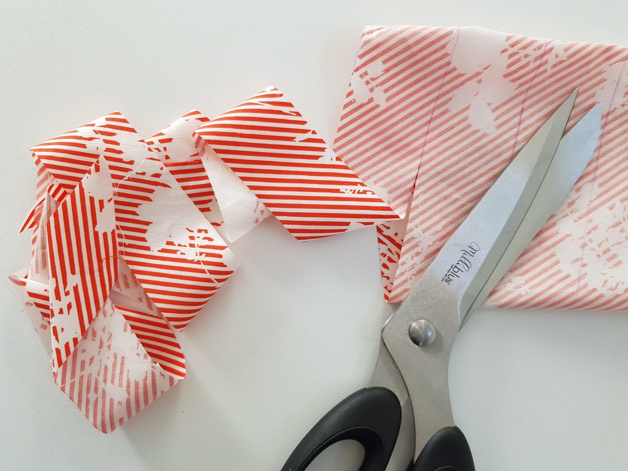 Faites votre propre biais de reliure – à partir de votre tissu préféré   – Tutorials