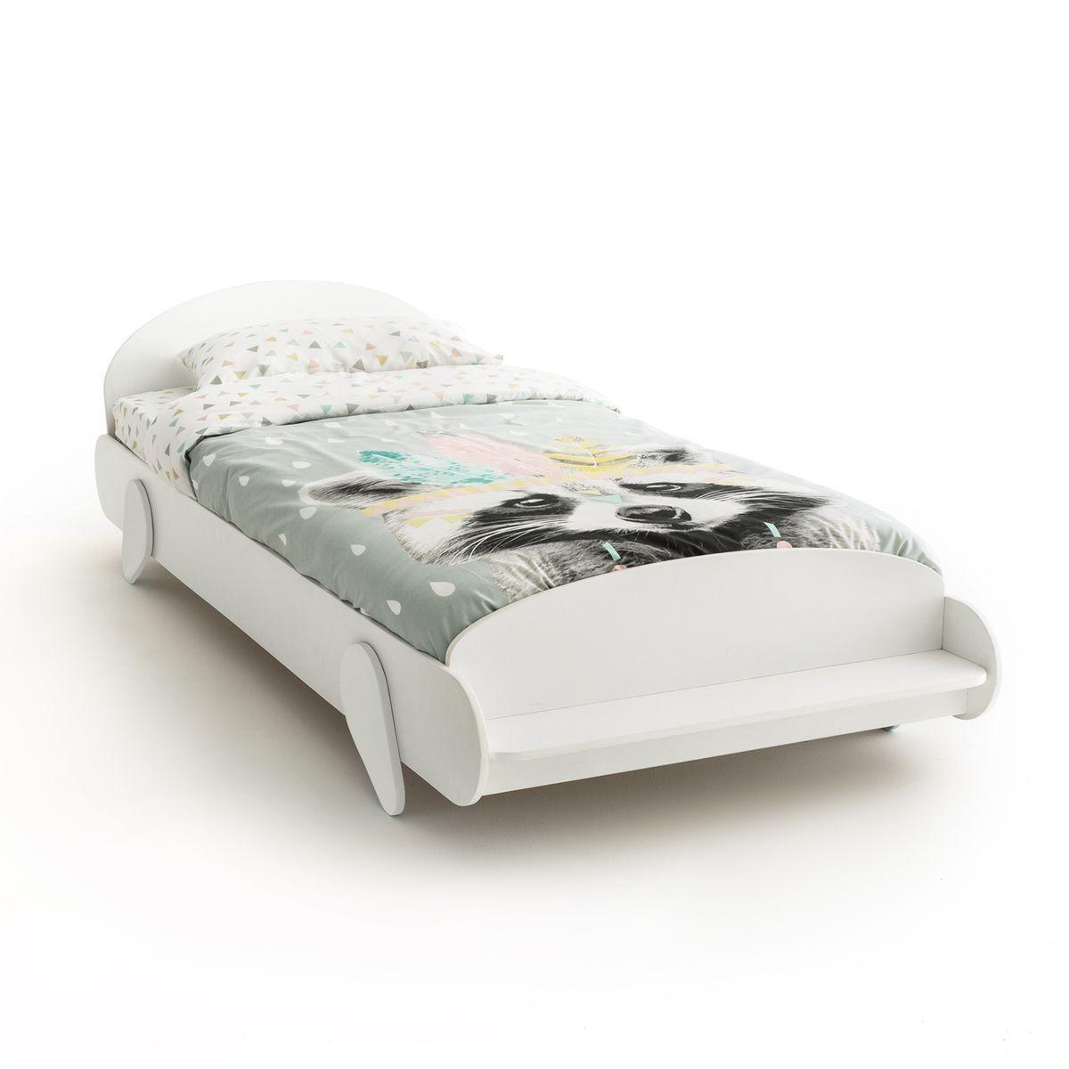 lit enfant banc avec sommier nutteo la redoute interieurs. Black Bedroom Furniture Sets. Home Design Ideas