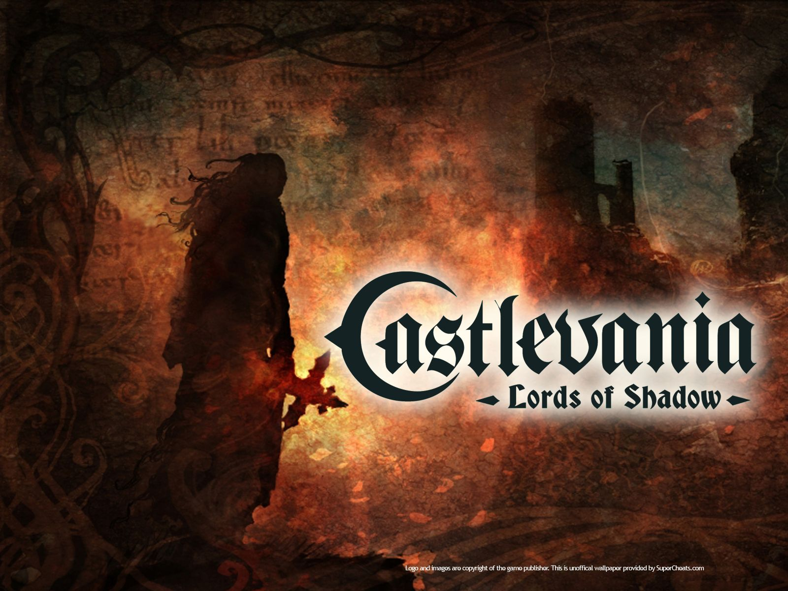 Castlevania Lords of Shadow Castlevania lord of shadow