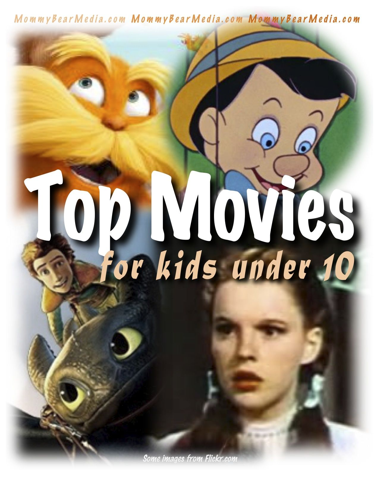List of the 100 Best Family Movies of all Time Kid