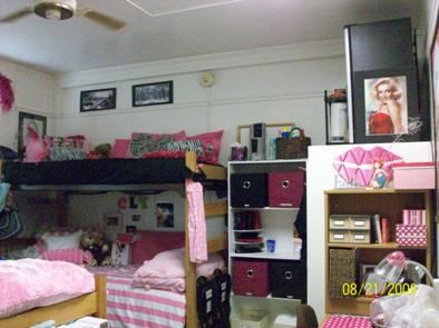 Best Cute College Dorm Room For More Awesom Girls Dorm Room 400 x 300