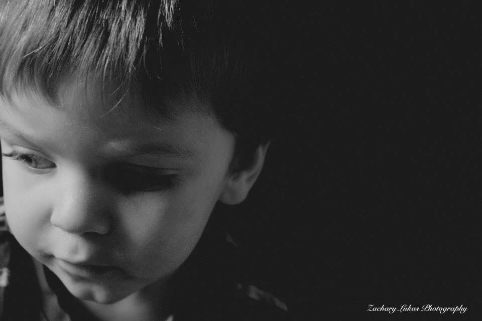Zachary Lukas Photography. Toddler shot