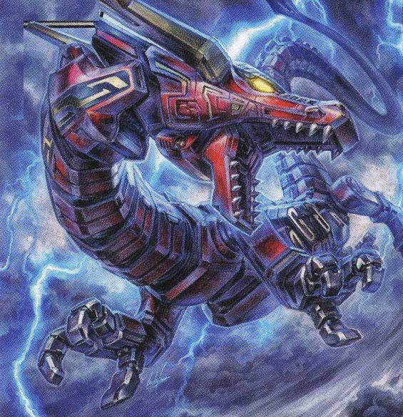 Red Dragon Thunderzord Power! | MECHA | Pinterest | Red ...