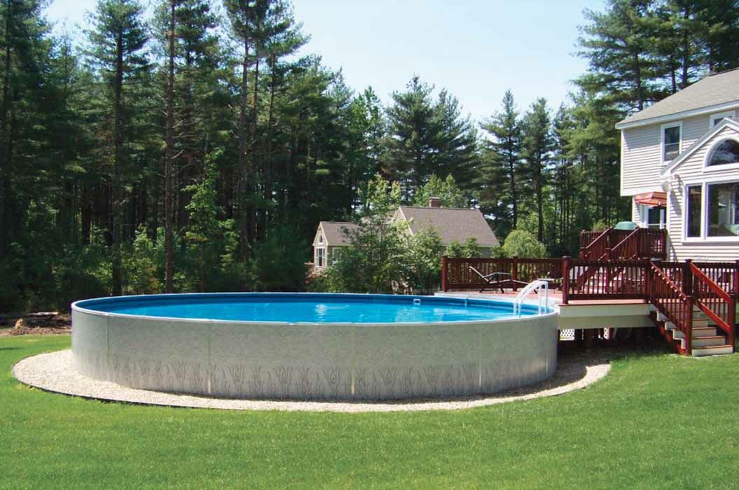 We sell the highest quality Sharkline aboveground pools, many of ...