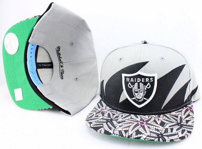 NFL Oakland Raiders Snapback Hat (44)  5dc6efceb3f5