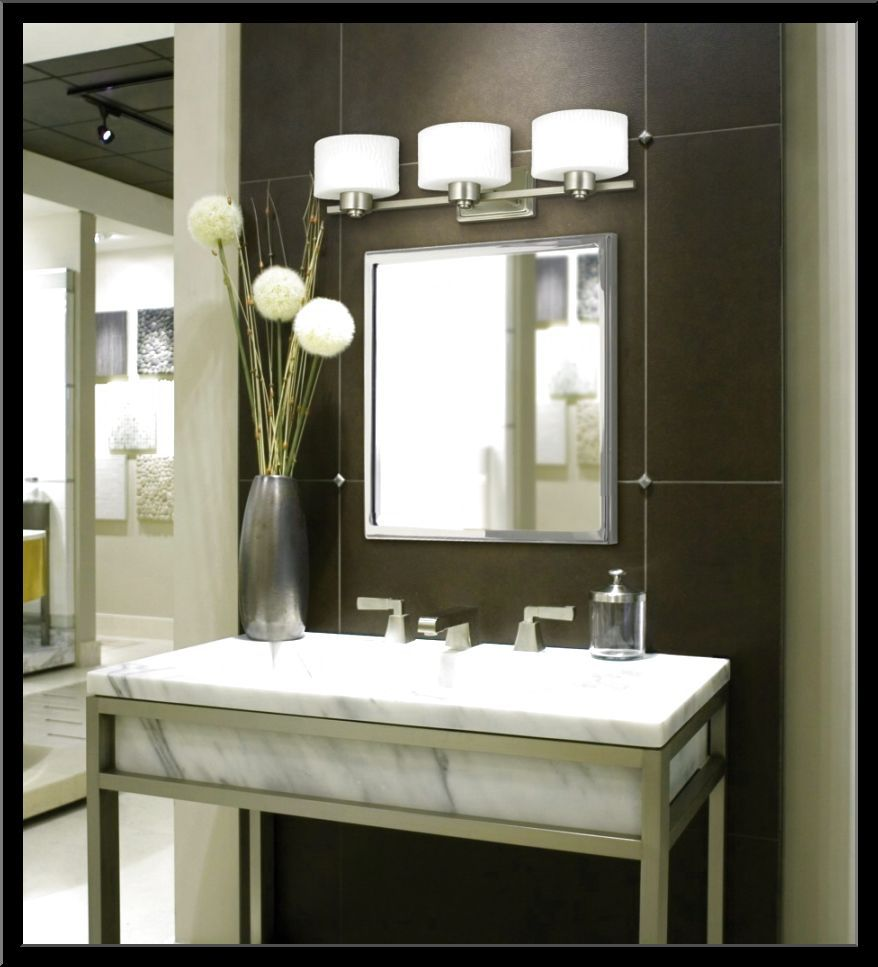 Contemporary Bathroom Lighting How to Go about It - http ...