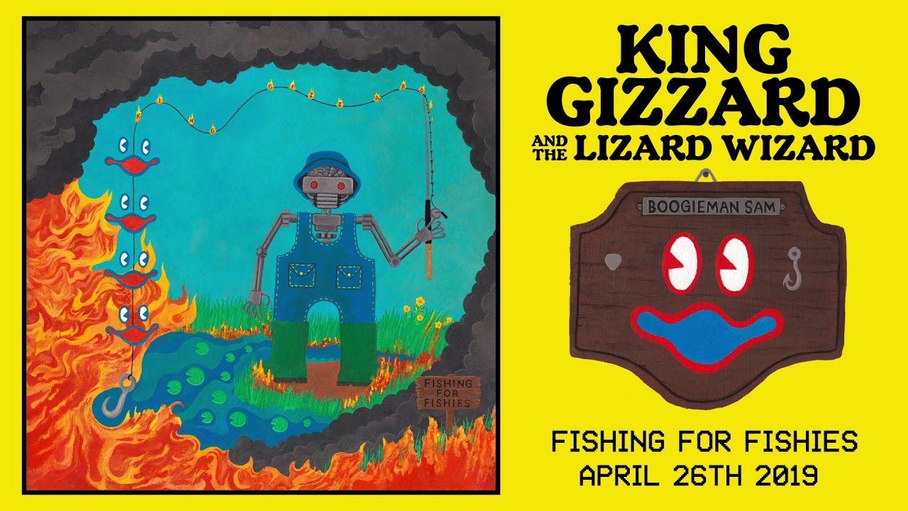 King Gizzard The Lizard Wizard Boogieman Sam Official Audio Sam Soul Songs Lizard
