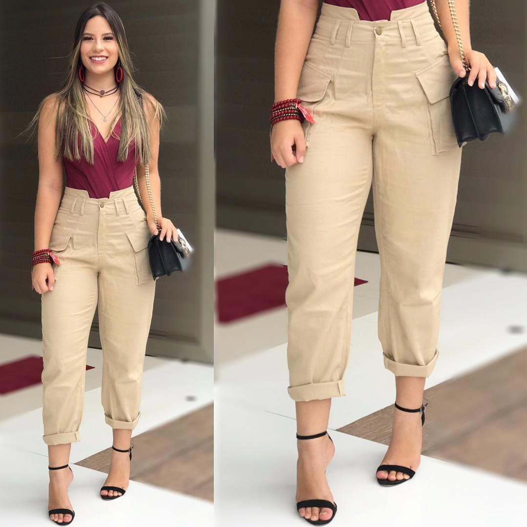 A Imagem Pode Conter 1 Pessoa Em Pe E Sapatos Fashion Pants Jumpsuit Fashion Fashion Outfits
