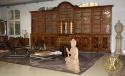 Barocke Bibliothek Antik Mobel Hesz Antike Mobel Barock Antik