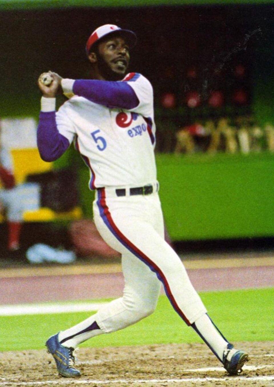 John Milner Montreal Expos Expos Baseball Major League Baseball Teams Mlb Teams