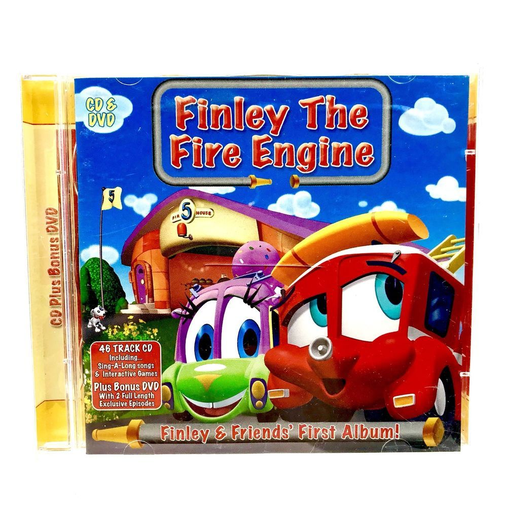 Finley the fire engine: fun in the snow [dvd]. 5050582591873 | ebay.