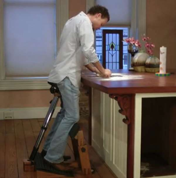 Standing Position Chairs : Standing Task Chair