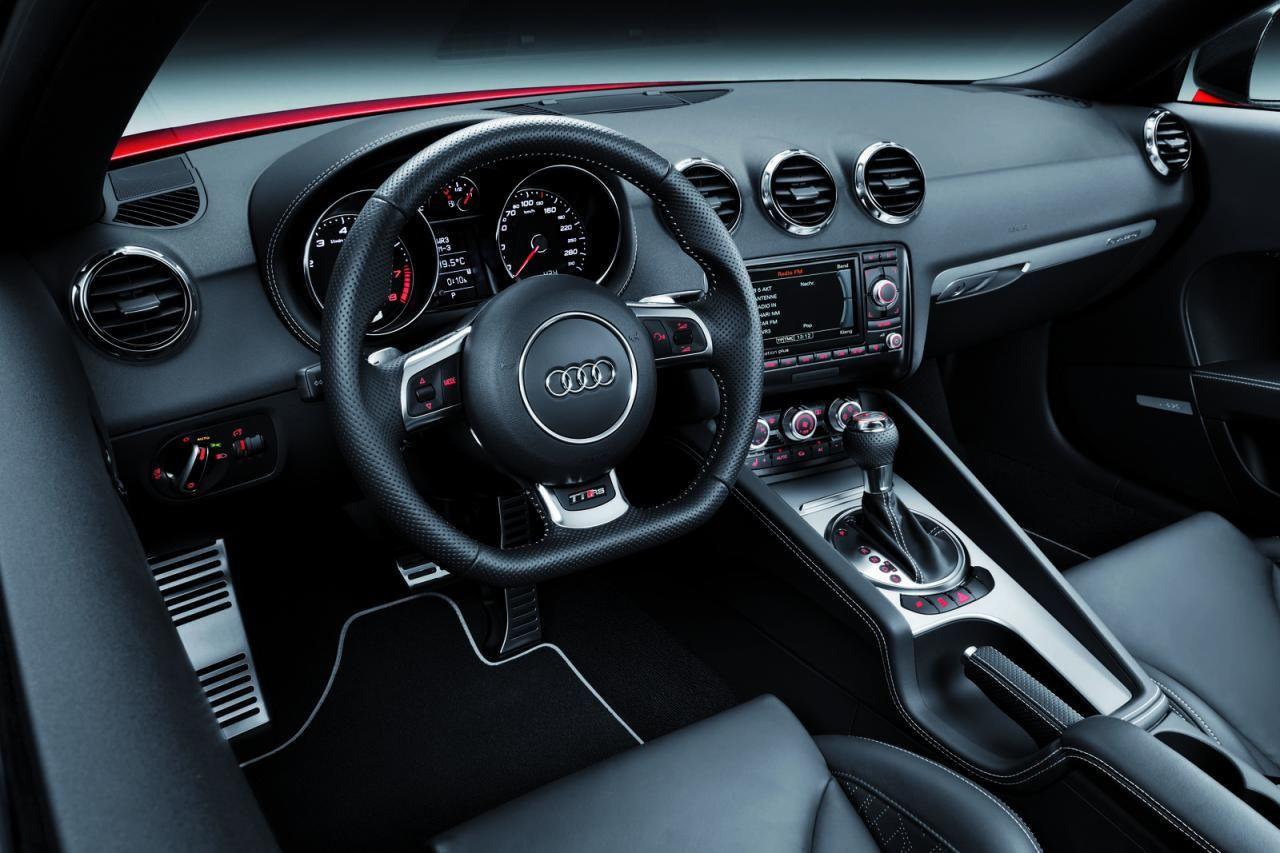 Ttrs Interior In 2020 Audi Tt Audi Tt Interior Audi Tt Rs