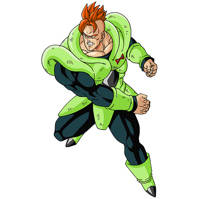 Android 16 Render 3 Sdbh World Mission By Maxiuchiha22 On Deviantart Deviantart Team Emblems Android