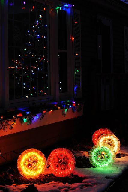 Rust Sunshine Sparkle Balls Sparkle Ball Christmas Lights Old World Christmas