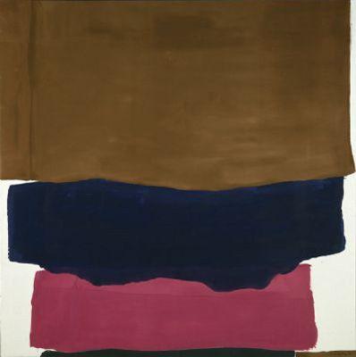 HELEN FRANKENTHALER  Jerry Saltz on Helen Frankenthaler, 1928-2011 - artnet Magazine
