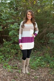 Tops - Sweaters and Cardigans - The Pink Lily Boutique