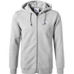 Jacke adidas HerrenBaumwollegrau Sweat Originals SVzMpqGU